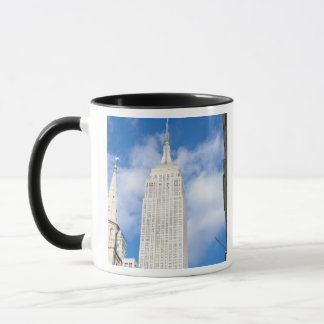 New York, NY, USA - eine Ansicht von im Tasse