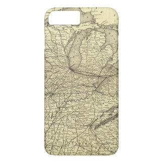 New- York, Pennsylvania- und Ohio-Eisenbahn iPhone 8 Plus/7 Plus Hülle