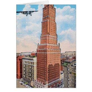 New York: Ritz Turm Karte