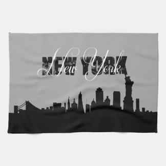 New York, Skylineturnhalle Handtuch