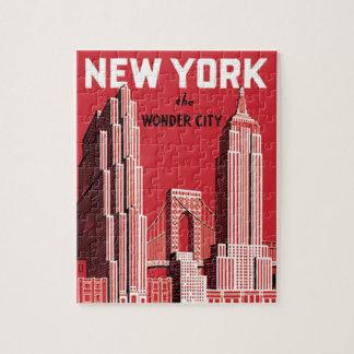 New York The City wonder