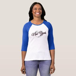 New- Yorkbaseballspaß T - Shirt