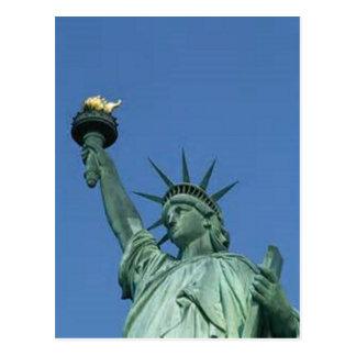 NEW- YORKfreiheitsstatue Postkarten
