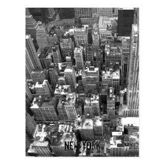 New- Yorkpostkarten-Stadtbild-New- Postkarte