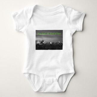 New- YorkSkyline Baby Strampler