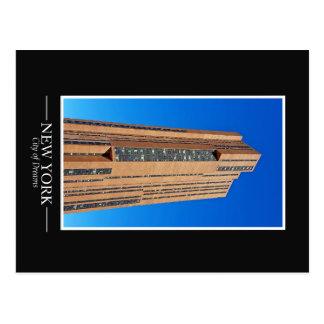 New- YorkSkyline-Fotografie-Rahmen personifizieren Postkarte