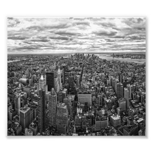 New- YorkSkyline Photo Druck