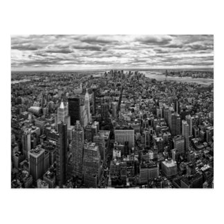 New- YorkSkyline Postkarte
