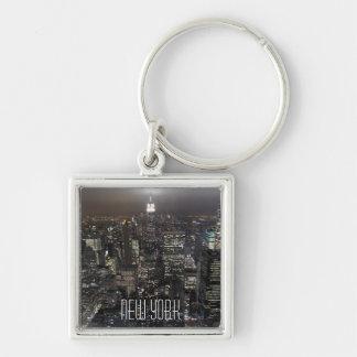 New- YorkSkyline-Schlüsselketten-New- Yorkandenken Schlüsselanhänger