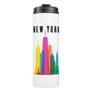 New- YorkSkyline Thermosbecher