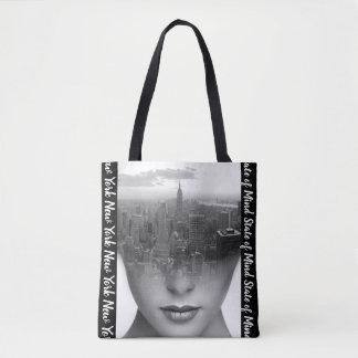 New- YorkStaat der SinnesTaschen-Tasche Tasche