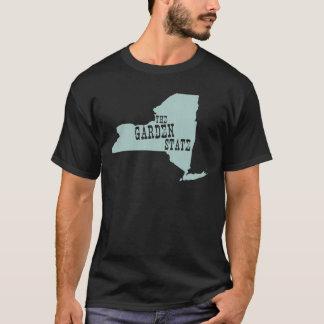 New- YorkStaats-Motto-Slogan T-Shirt