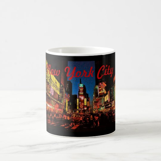 New- YorkTasse - besonders angefertigt Kaffeetasse