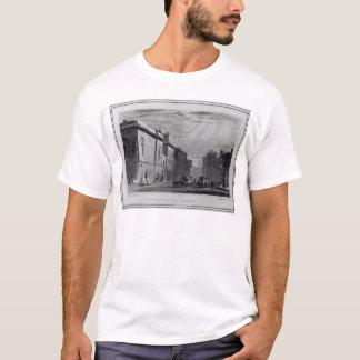 Newgate Gefängnis und der alte Bailey T-Shirt