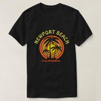 Newport-Strand, CA T-Shirt