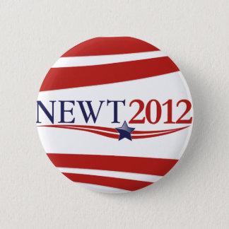 Newt Gingrich 2012 Runder Button 5,7 Cm