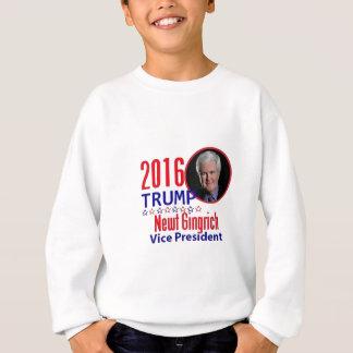 Newt Gingrich 2016 Sweatshirt