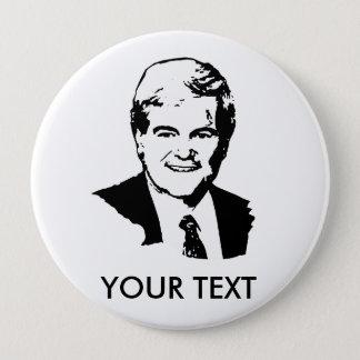 Newt Gingrich Runder Button 10,2 Cm
