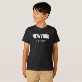 Newyork Geschichten-Zitat T-Shirt