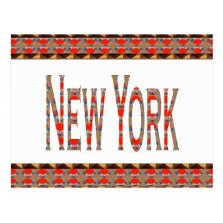 NEWYORK NY New York Amerika amerikanisches Postkarte