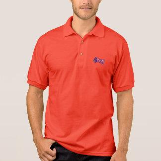 NHPA kundenspezifisches Turnier Gildan Polo - Rot