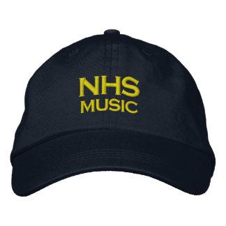 NHS-Musik-justierbare Kappe Baseballmütze