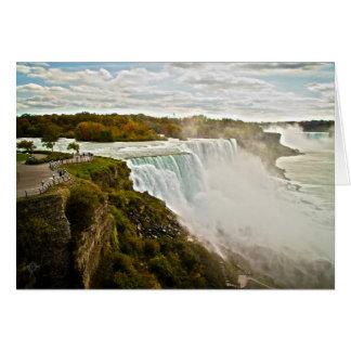 Niagara Falls Karte