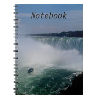 Niagara- Fallsnotizbuch Notizblock