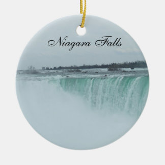 Niagara- Fallsverzierung Keramik Ornament