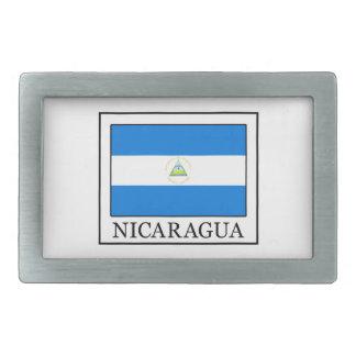 Nicaragua Rechteckige Gürtelschnallen