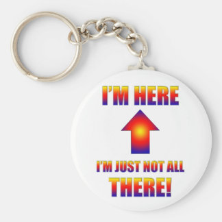 nicht alle dort keychain schlüsselanhänger