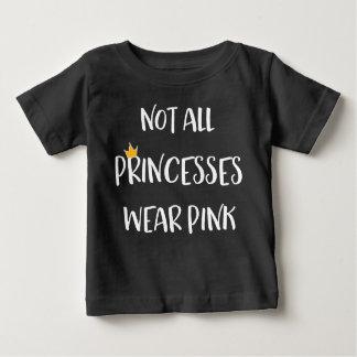 Nicht alle Prinzessinnen Wear Pink Baby T-shirt