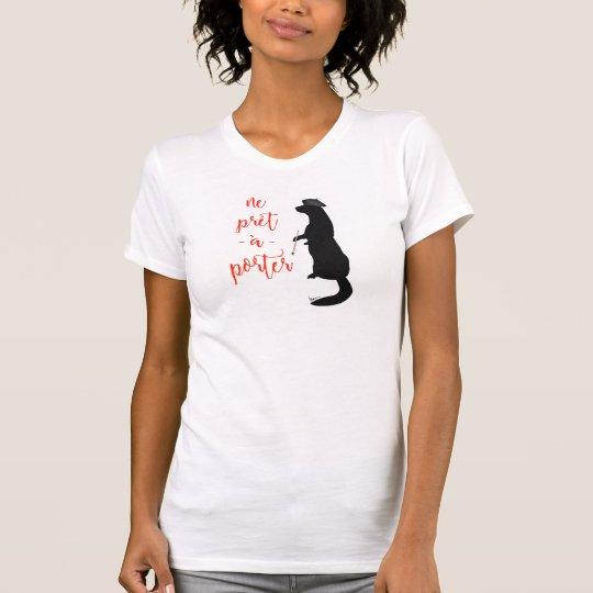 Nicht bereit - Abnutzung T-Shirt
