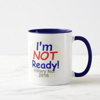 Nicht bereiter REPUBLIKANER 2016 Tasse