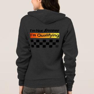 Nicht beschleunigend - qualifizierender Hoodie