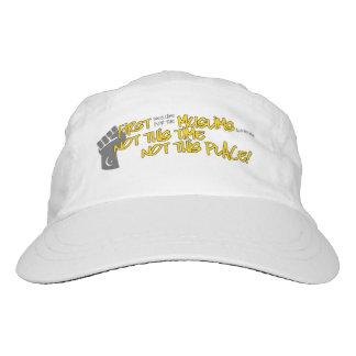 Nicht dieser Platz-Leistungs-Hut Headsweats Kappe