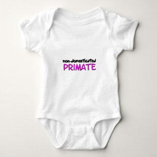 nicht-domestiziertes Primat (1) Baby Strampler