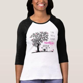 Nicht ein Lehrer, aber ein Awakener T-Shirt