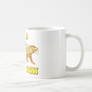 Nicht ein Meteorologe Groundhog Kaffeetasse