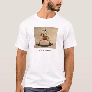 Nicht ein Texan-T - Shirt