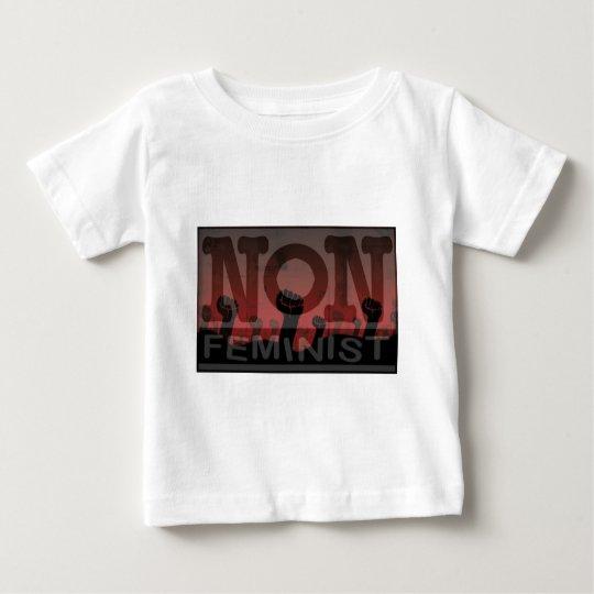 nicht-fem, Sterne Baby T-shirt