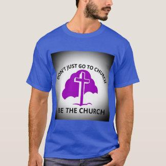 Nicht gerade zur Kirche ist gehen der Kirchen-T - T-Shirt