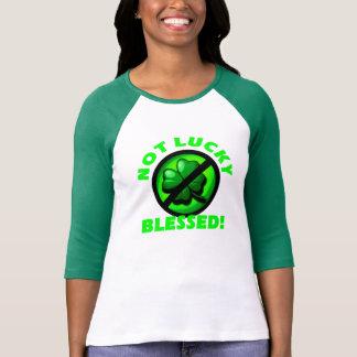 Nicht glücklich - gesegnet! T-Shirt