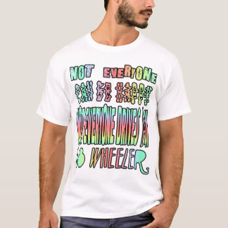 Nicht jeder kann glücklich sein. Nicht jeder T-Shirt