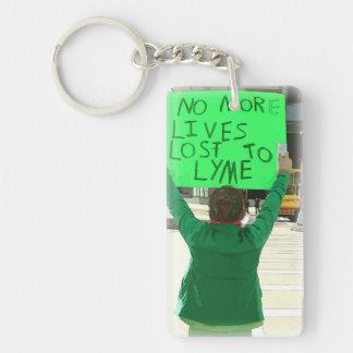 Nicht mehr Leben verloren zur Schlüsselanhänger