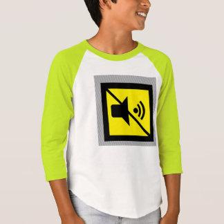 nicht music design T-Shirt