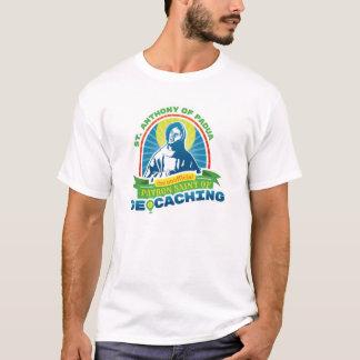 Nicht offizieller Schutzpatron St Anthony von T-Shirt