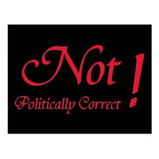 Nicht politisch korrekt postkarten