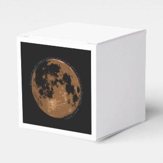 Nicht sagen Sie mir, dass der Mond Tschechow-Zitat Geschenkschachtel