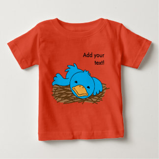 Nicht so Frühaufsteher Baby T-shirt